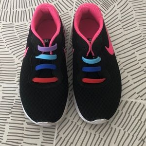 Nike girls running shoes